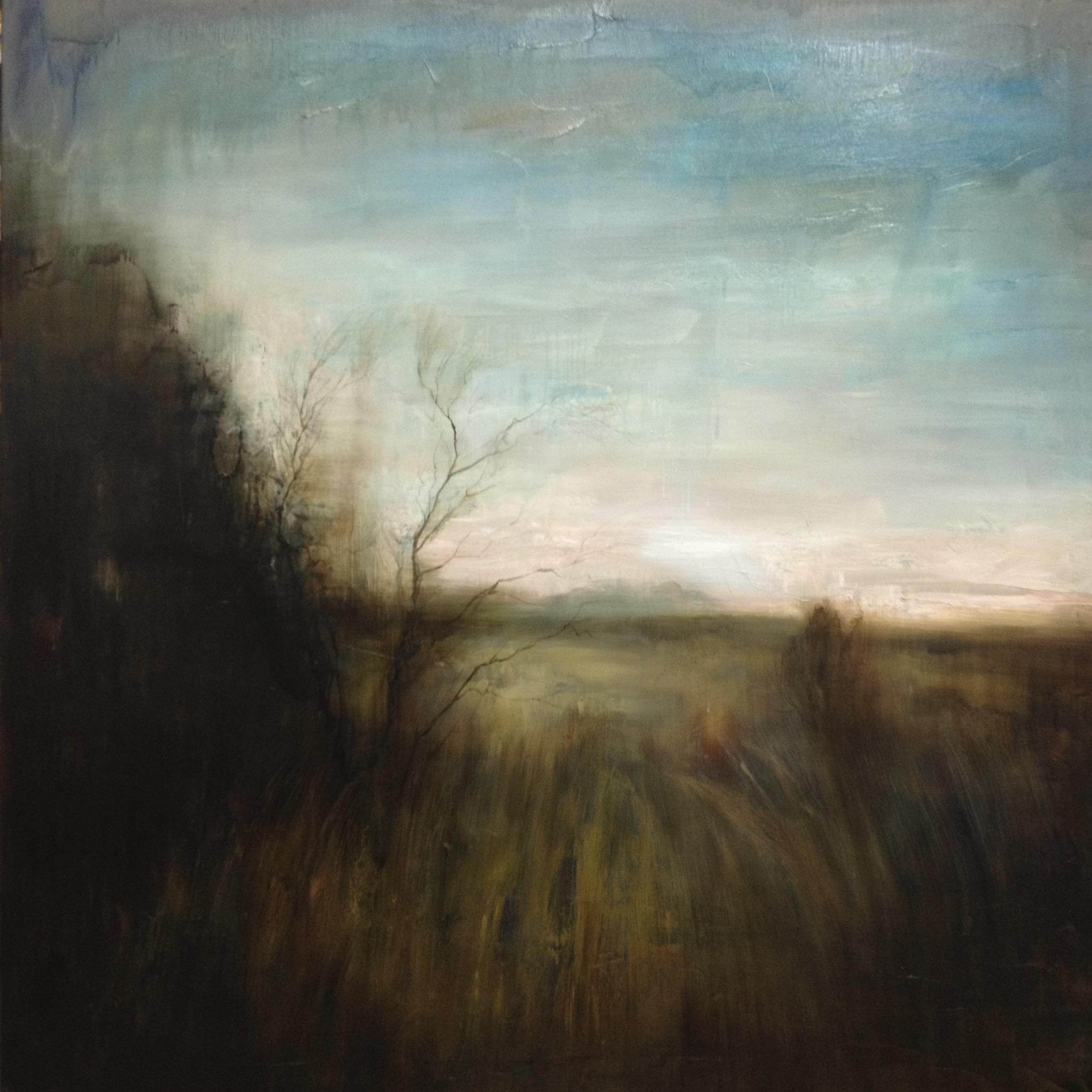 Landscape in Alice Spring
