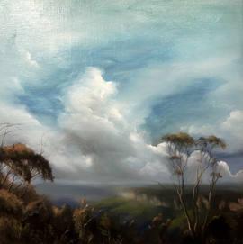 Memory of the wind (Blue Moun
