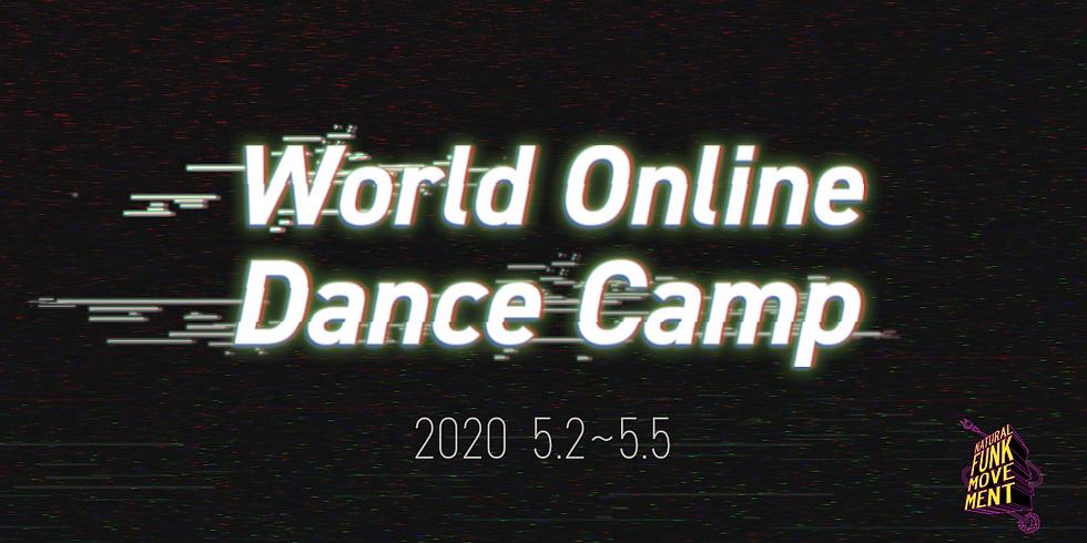 World Online Dance Camp