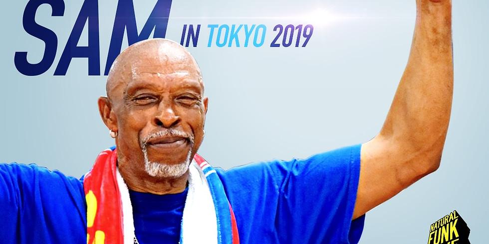 5/29(Wed) BOOGALOO SAM in TOKYO 2019