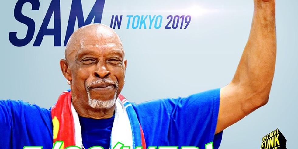 BOOGALOO SAM in TOKYO 2019 【5/29(WED)】