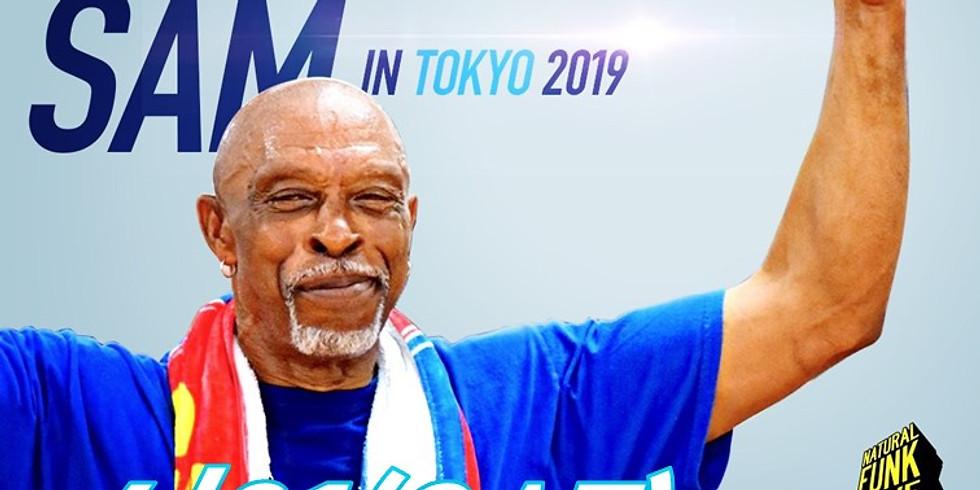BOOGALOO SAM in TOKYO 2019 【6/01(SAT)】