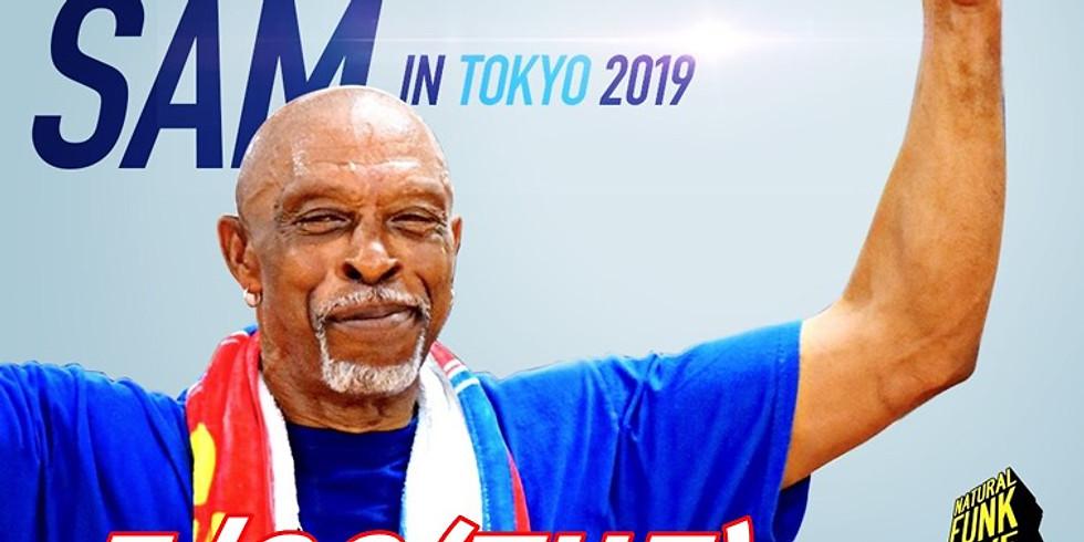 BOOGALOO SAM in TOKYO 2019 【5/28(TUE)】