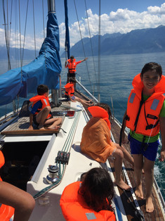 Lutry's Paddle School - Summer Camps