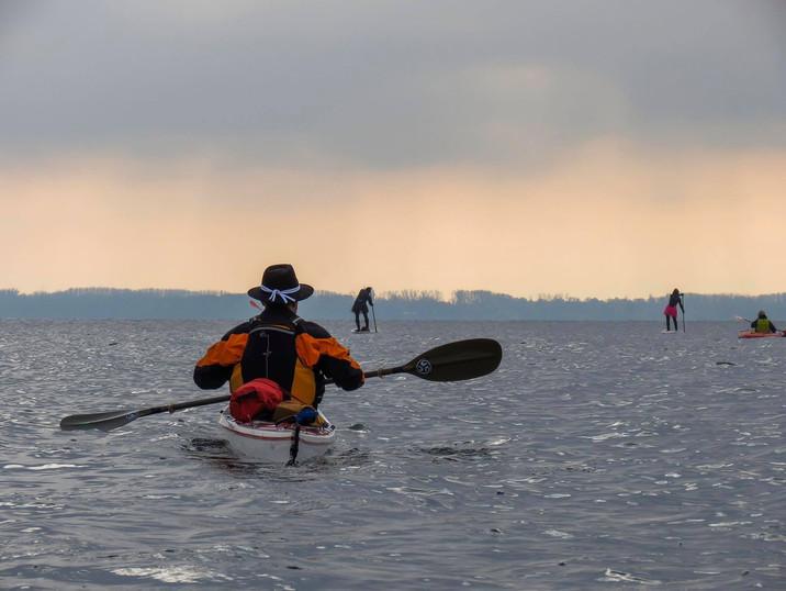 Partager une sortie, Allaman Paddle Spot