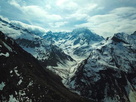 Le Sirac, 3441 m, France
