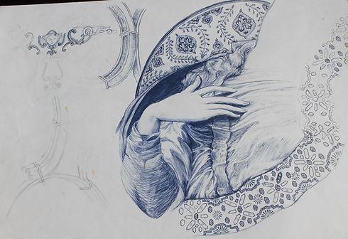 Claire Smyth, Illustration, Dessin