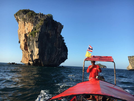 Following John - Thaïlande - Voyage Orga