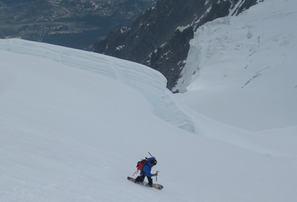 Mont-Blanc du Tacul, France