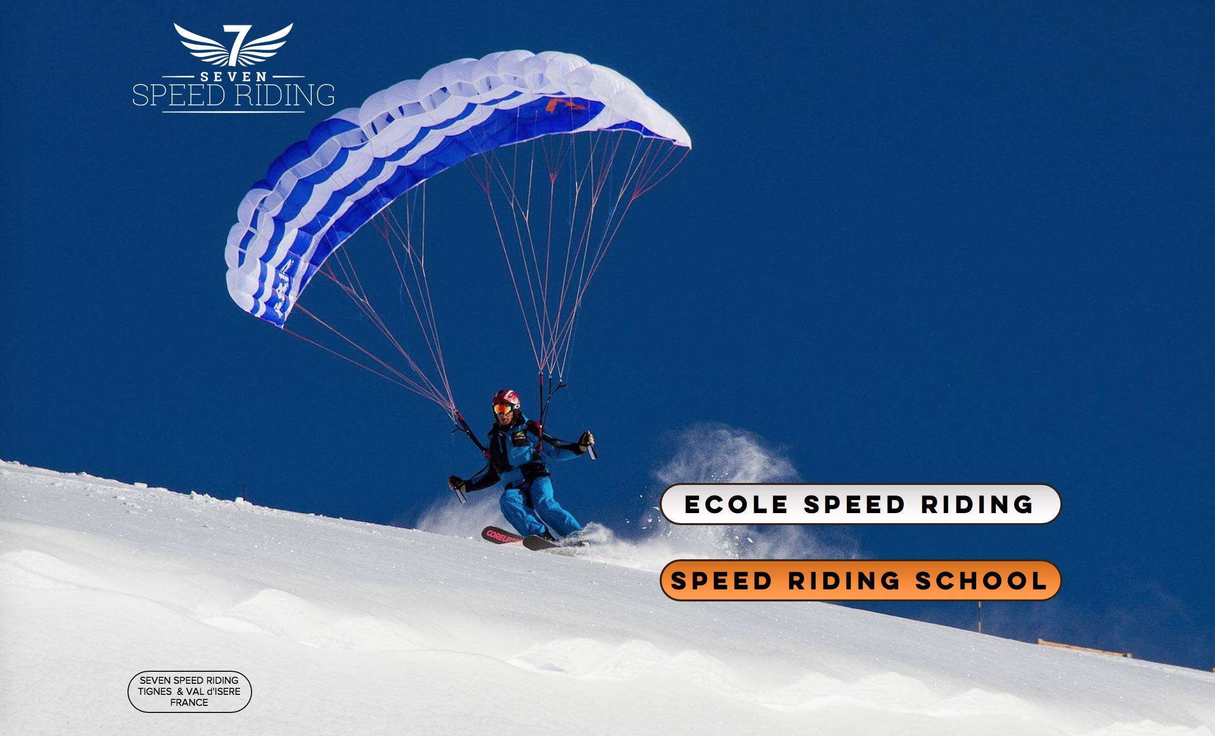 Seven Speed Riding Tignes / France