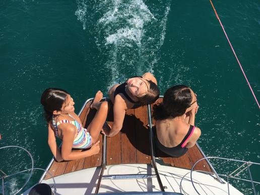 Camps d'été avec Lutry's Paddle School