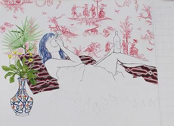 Claire Smyth Illustration Dessin