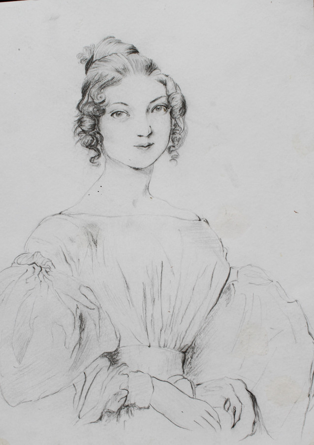 A tous les portraits de Ingres
