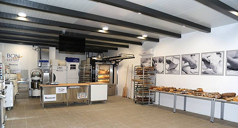 Espai Pa Obrador Escuela especializada en pan Barcelona