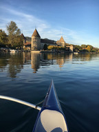 Sport Pagaie initiaion, Allaman Paddle Spot