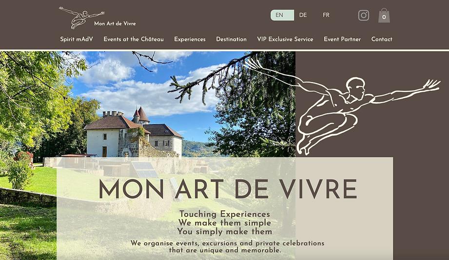 MON ART DE VIVRE