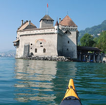 Château Chillon, following john outdoor activity guide