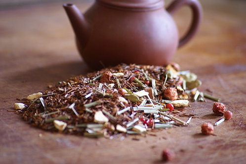 ROOIBOS : CANNELLE & CARDAMOME
