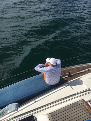Leman sail & cruise, Following John
