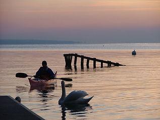 Following John - Activité Kayak