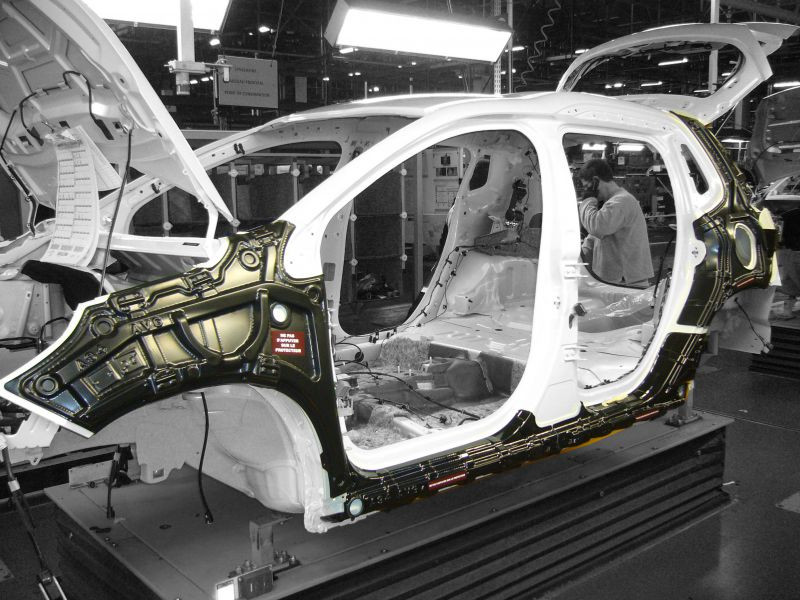Thermoformed automotive protection