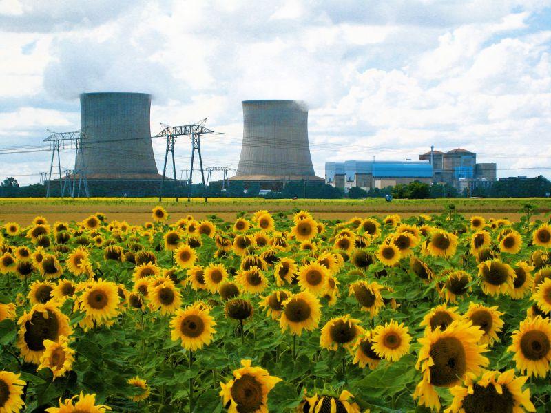 Centrale nucléaire Saint Laurent des Eau
