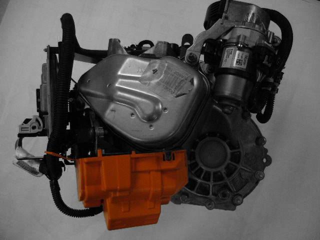 Gear box actuator