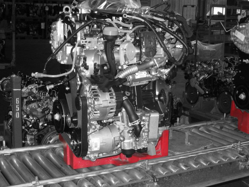 Engine support