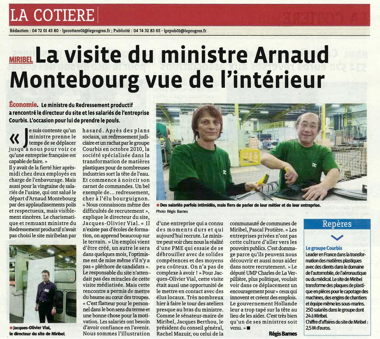 Février 2013 La Cotière