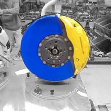 Proteção de disco de freio