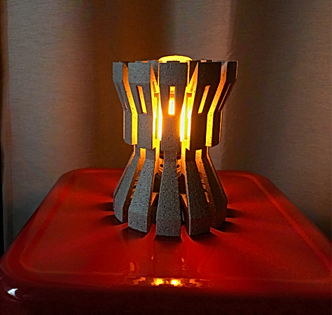 Castle Lamp 10