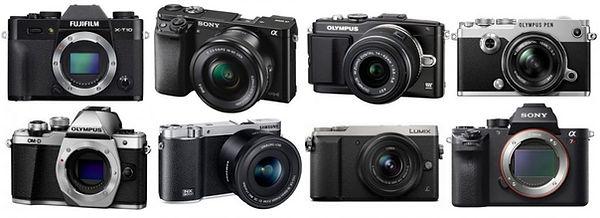 best-mirrorless-cameras-for-filming-vide