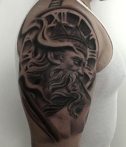 How's my work___#tattoodesign #tattooide