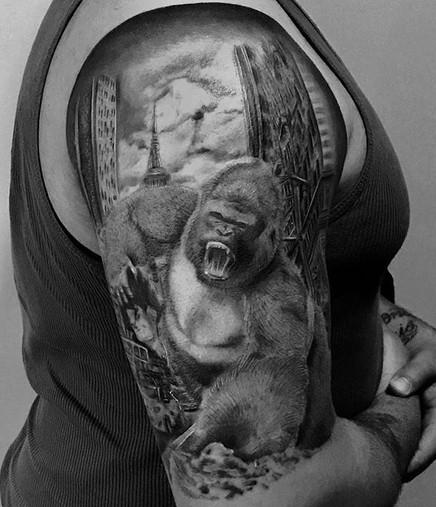 Who needs some photorealistic tattoos_ _