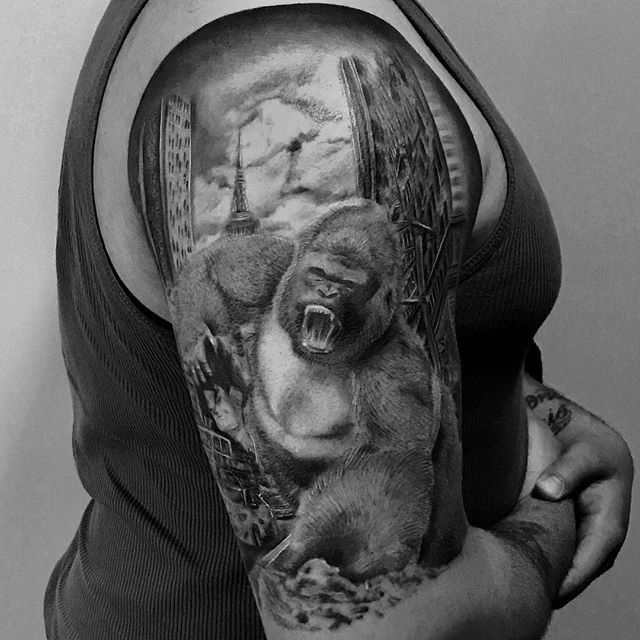 Who needs some photorealistic tattoos_ _
