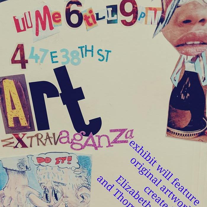 Art Extravaganza: Gallery Exhibit