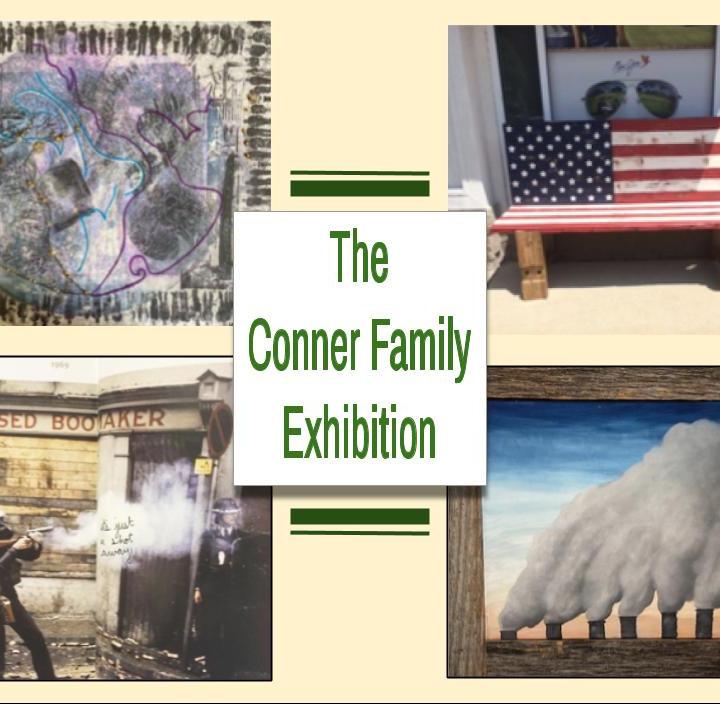 Conner Family: Gallery Exhibit