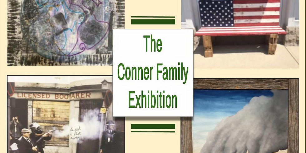 First Friday with the Conner Family