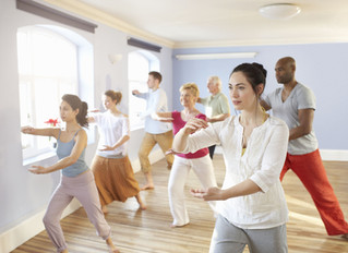 Tai Chi for Wellness: Classes for the Month of March 2017