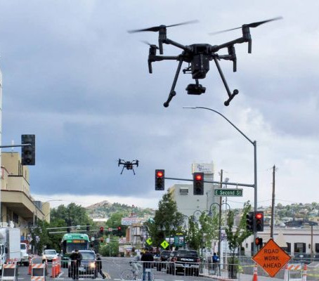 NASA Looks to Manage Drone Traffic