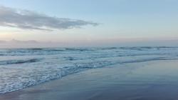 Mare all'alba
