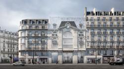 Rue de Sevres_Paris_France