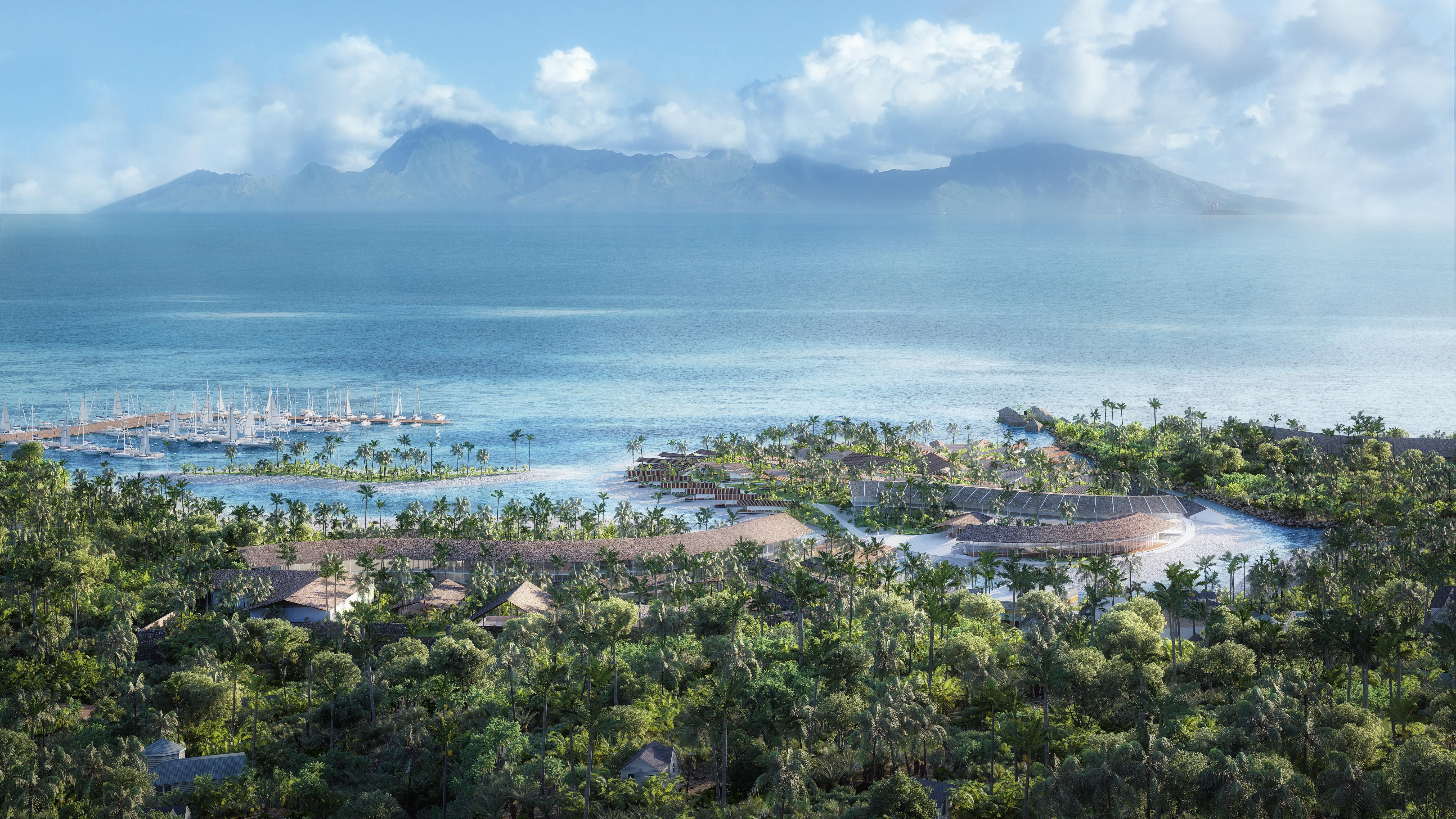 Village Tahitien - Puna'auia_Tahiti