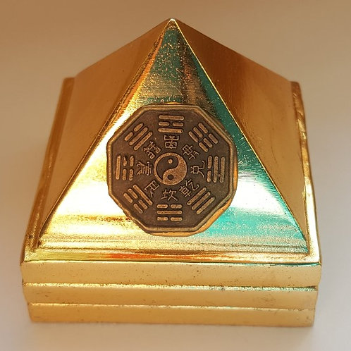The 5 Secrets Pyramid
