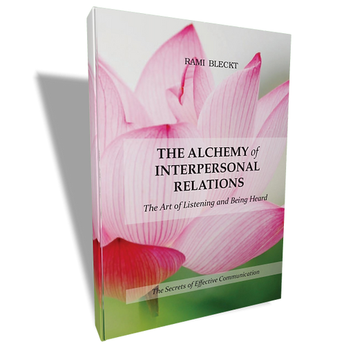 The Alchemy of Interpersonal Relations - Rami Bleckt