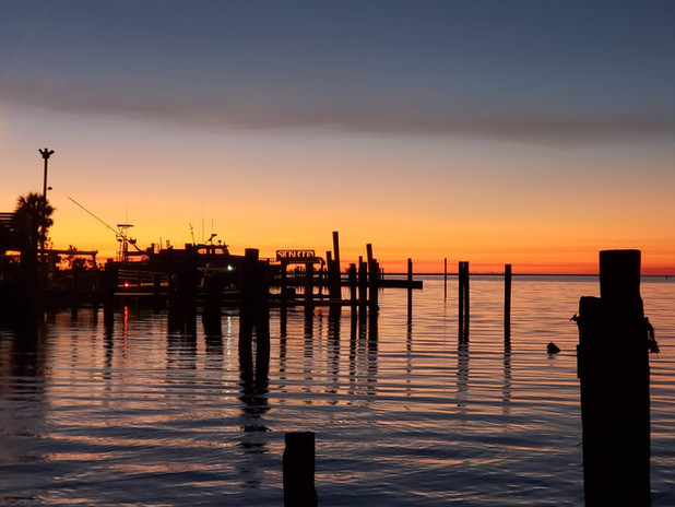 Aloe Bay Sunset