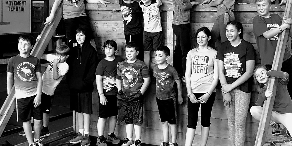 Home School Warrior Classes Tuesday's 1pm - ages 6 and up