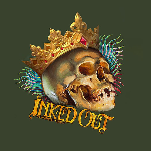 Inked Out 2019 T-Shirt