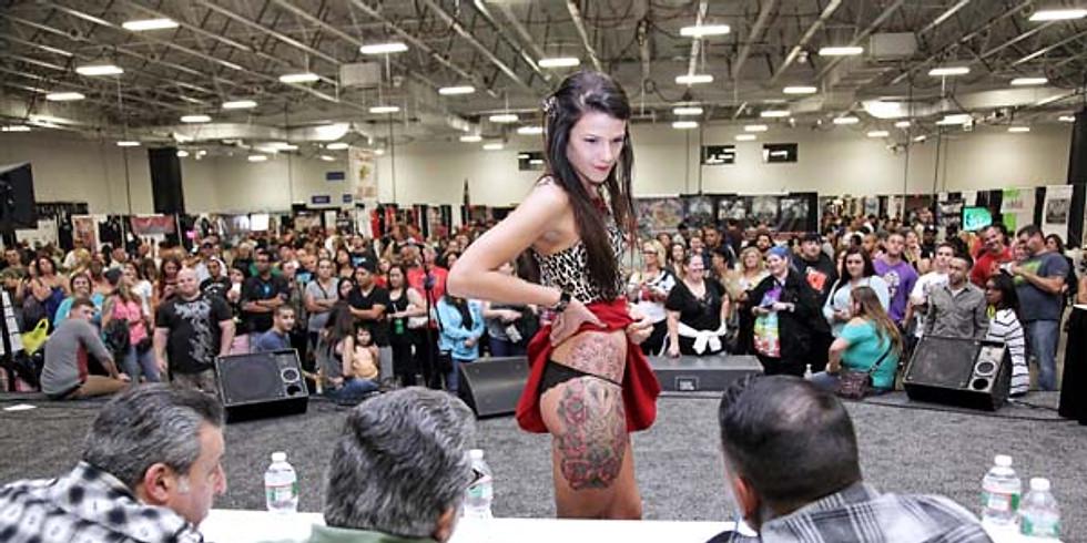 Saturday Tattoo Competition