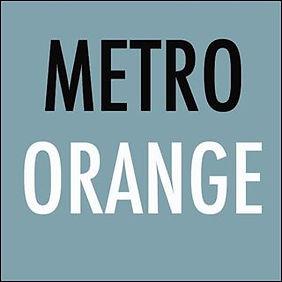 Metro Orange Art